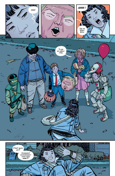 Page 9 Paper girls tome 6
