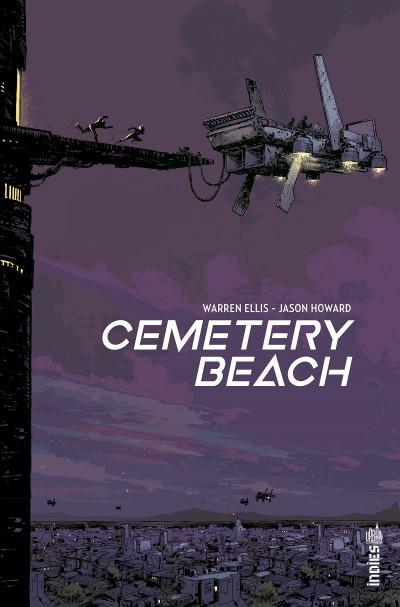 Couverture Cemetery beach