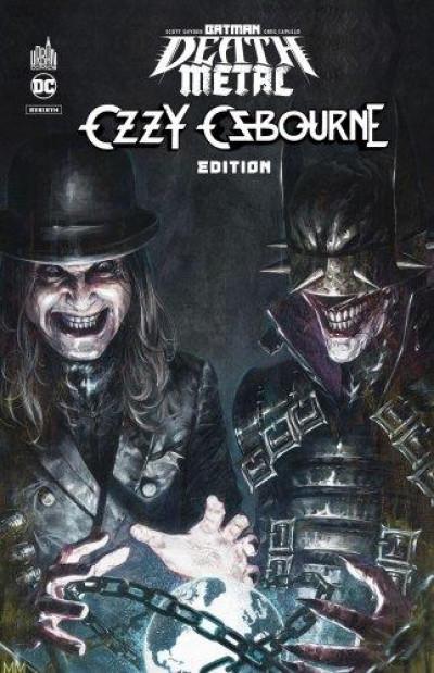 Couverture Batman - death metal tome 7 (couverture variante)