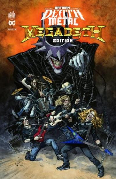 Couverture Batman - death metal (éd. spéciale) tome 1