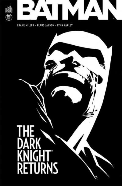 Couverture Batman - dark knight returns (nouvelle édition)