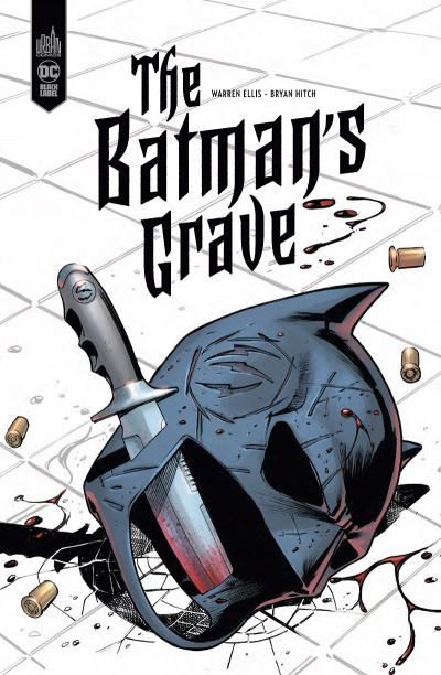 Couverture Batman's grave
