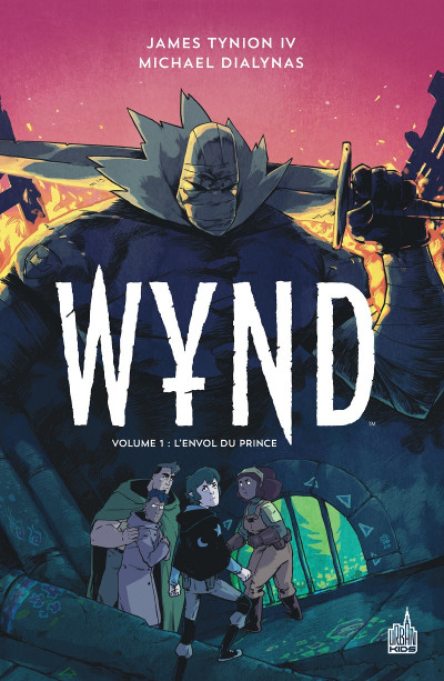 Couverture Wynd tome 1