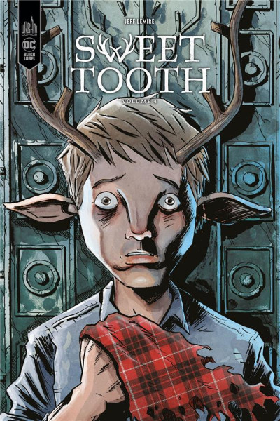Couverture Sweet tooth tome 4