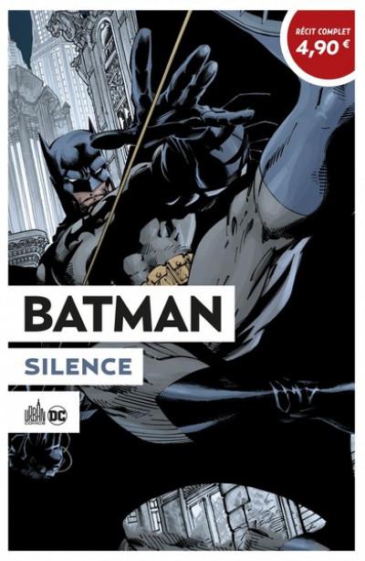 Couverture Batman silence (opération été 2020)