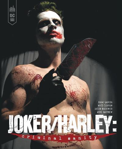 Couverture Harley/Joker criminal sanity