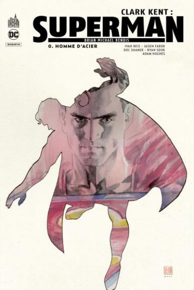 Couverture Clark Kent - Superman tome 0