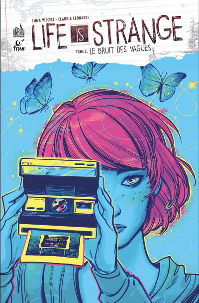 Couverture Life is strange tome 2
