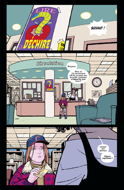 Page 4 Paper girls tome 5
