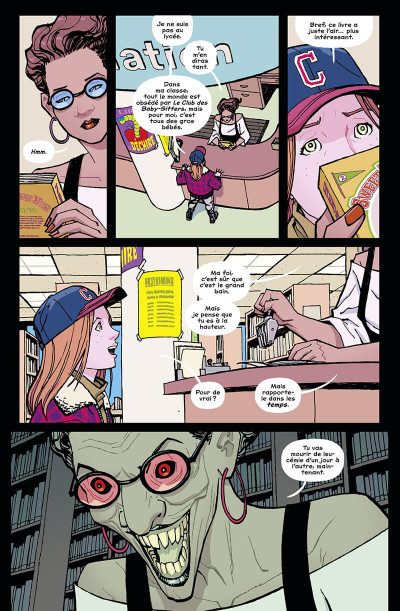 Page 6 Paper girls tome 5