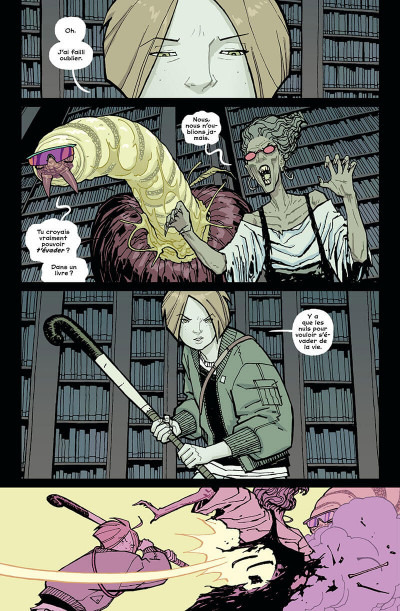 Page 7 Paper girls tome 5