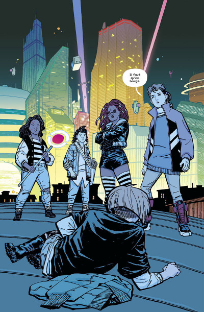 Page 9 Paper girls tome 5