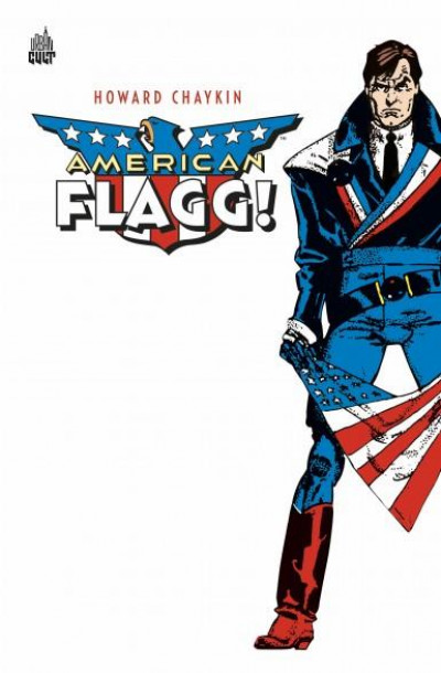 Couverture American flagg