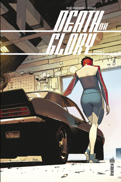 Couverture Death or Glory tome 1