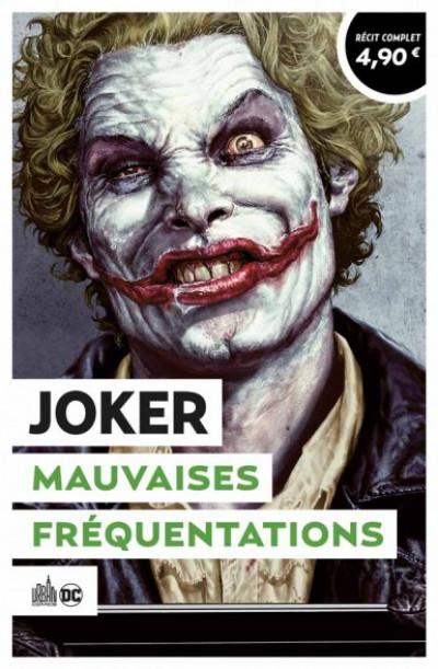 Couverture Joker - mauvaises fréquentations (op été 2021)