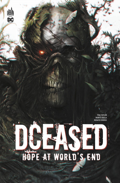 Couverture DCeased hope at world's end