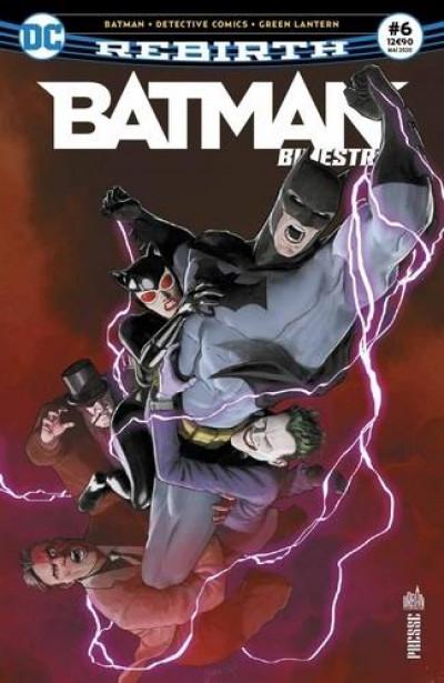 Couverture Batman (bimestriel) tome 6