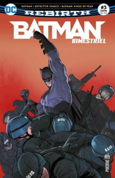 Couverture Batman (bimestriel) tome 3
