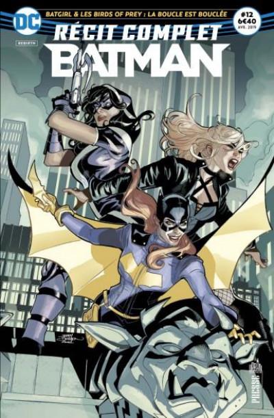Couverture Batman récit complet tome 12