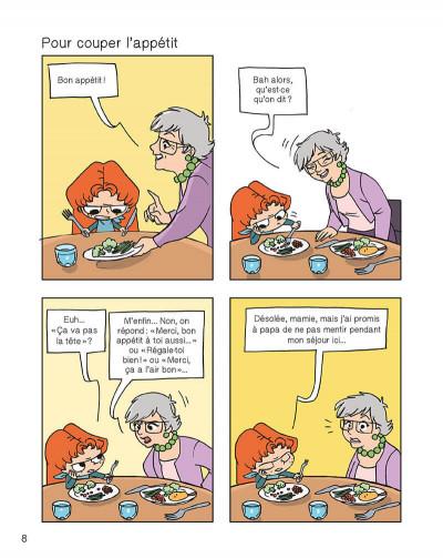 Page 7 mortelle Adèle tome 8 - on ne choisit pas sa famille !