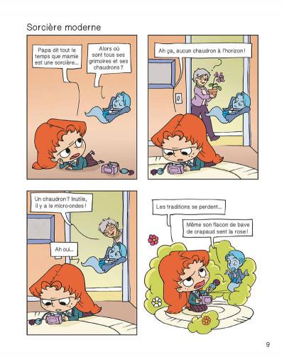Page 8 mortelle Adèle tome 8 - on ne choisit pas sa famille !