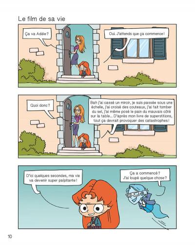 Page 9 mortelle Adèle tome 8 - on ne choisit pas sa famille !
