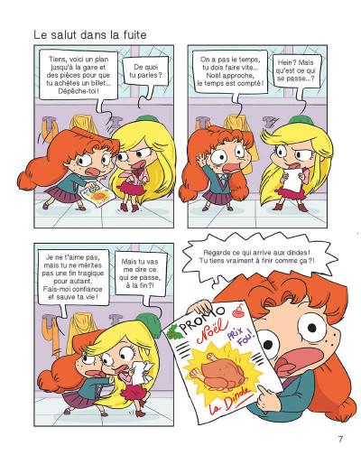 Page 6 Mortelle Adèle tome 9