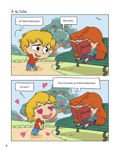 Page 7 Mortelle Adèle tome 9