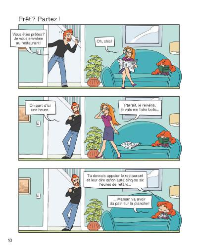 Page 9 Mortelle Adèle tome 9
