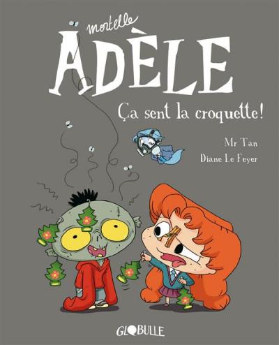Couverture Mortelle Adèle tome 11