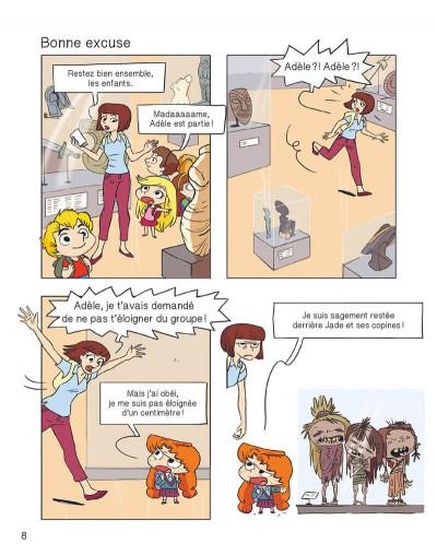 Page 7 Mortelle Adèle tome 11