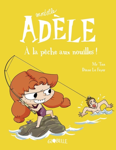 Couverture Mortelle Adèle tome 12