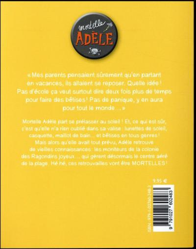 Dos Mortelle Adèle tome 12