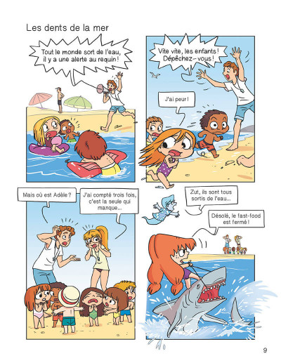 Page 8 Extra mortelle Adèle tome 12