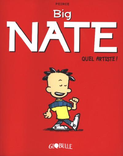 Couverture Big Nate tome 1
