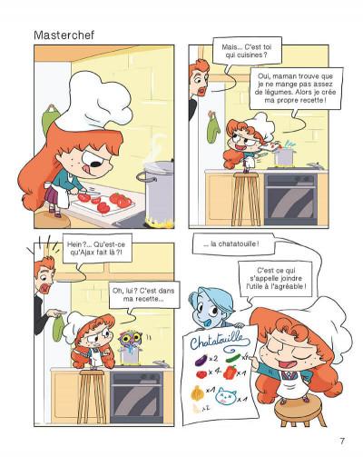 Page 6 Mortelle Adèle tome 13
