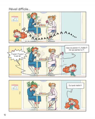 Page 9 Mortelle Adèle tome 13