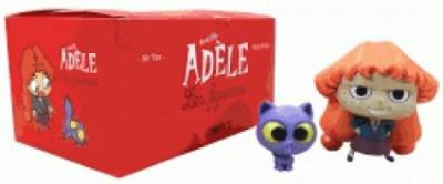 Couverture Mortelle Adèle - Ajax - coffret 2 figurines