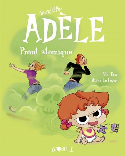 Couverture Mortelle Adèle tome 14