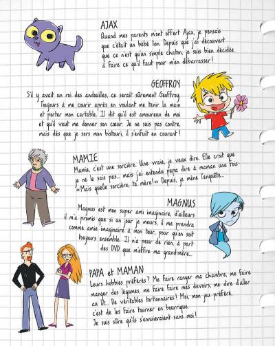 Page 3 Mortelle Adèle tome 14
