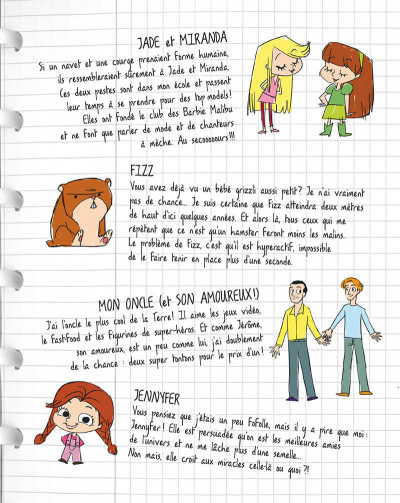 Page 4 Mortelle Adèle tome 14