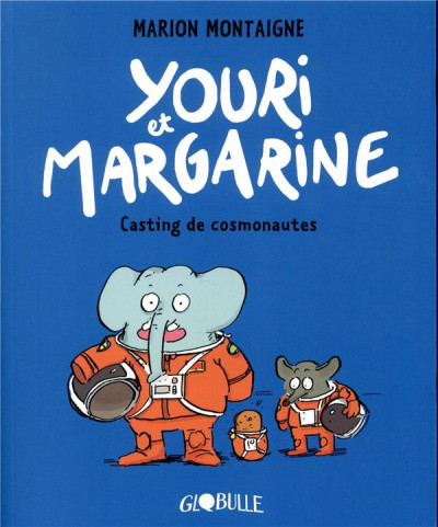 Couverture Youri et Margarine tome 1
