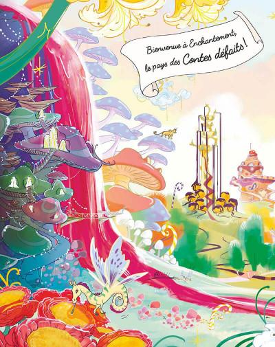 Page 5 Mortelle Adèle - Au pays des contes défaits