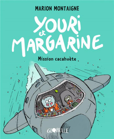 Couverture Youri et Margarine tome 2