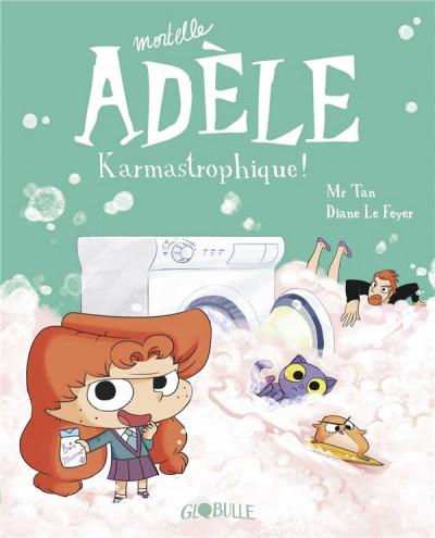 Couverture Mortelle Adèle tome 17