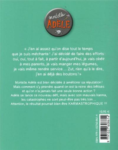 Dos Mortelle Adèle tome 17