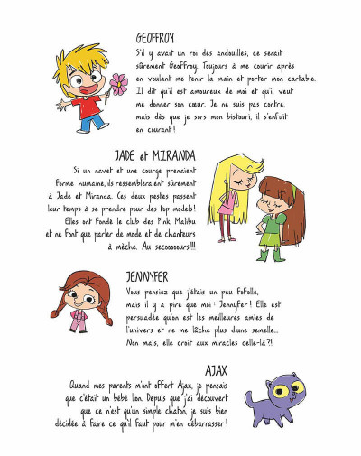 Page 4 Mortelle Adèle tome 17