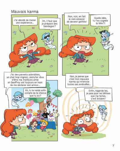 Page 6 Mortelle Adèle tome 17