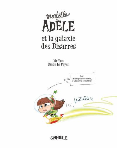 Page 2 Mortelle Adèle et la galaxie des bizarres