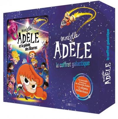 Couverture Mortelle Adèle - Le coffret galactique
